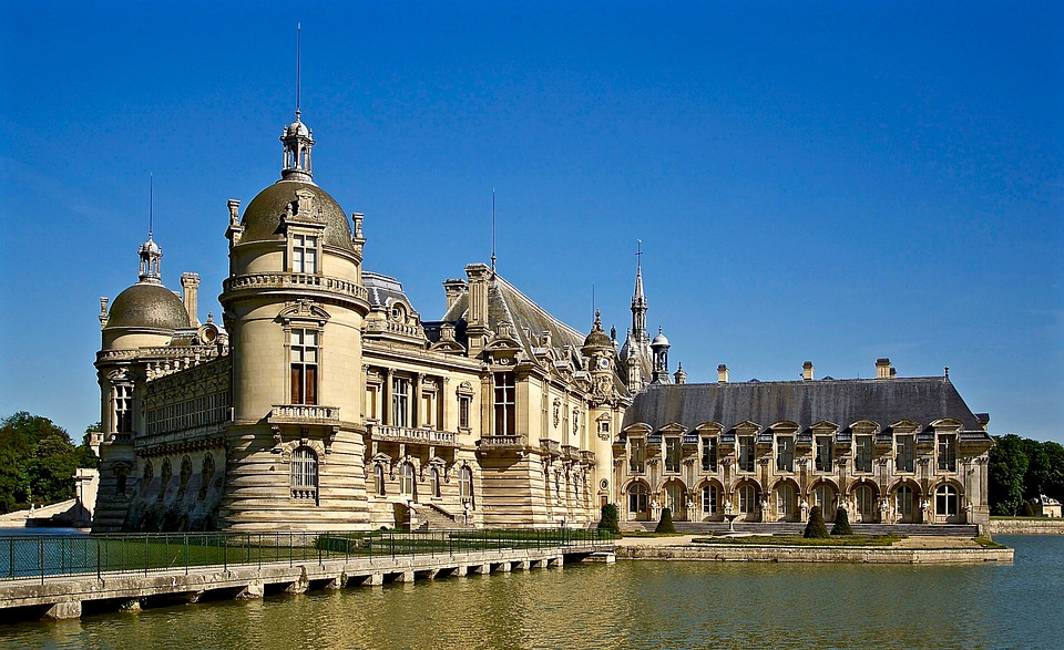 Hotel château de chantilly