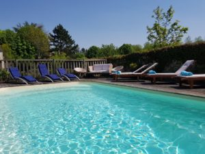 chambres d'hôtes avec piscine senlis