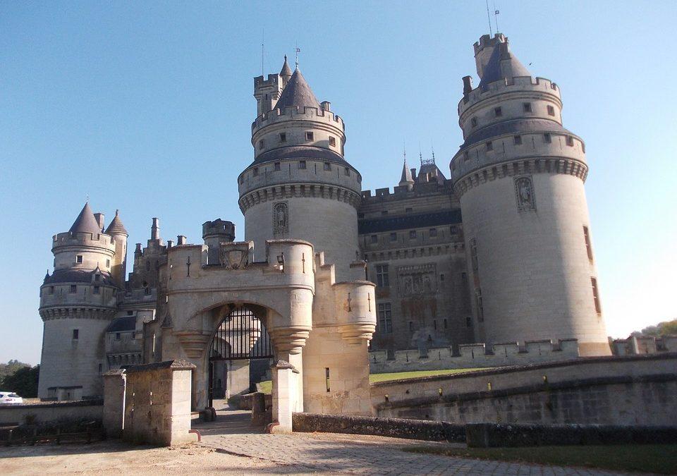 Charmant hôtel proche du château de Pierrefonds dans l'Oise