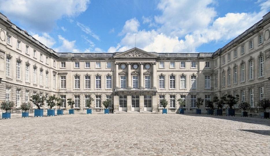 Charmant hôtel près du Palais de Compiègne